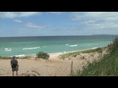 The Sleeping Bear Dunes Climb, Michigan Outdoors