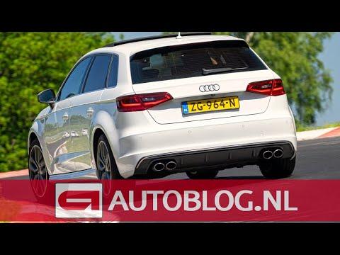Mijn Auto: Audi S3 (420 pk) van Ruben