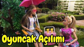 Barbie Mobilya ve Aksesuar Seti - Türkçe Barbie Videoları