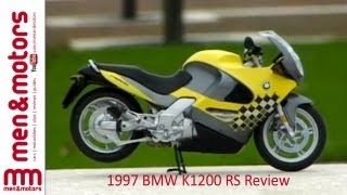 8. 1997 BMW K1200 RS Review