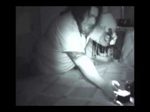 GHOST HUNTING WITH TAZPRS 2012 TUCSON INVEST PT1