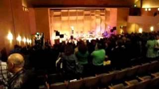 Shajarian Concert, People Singing Ey Iran - Seattle USA 27 May 2010