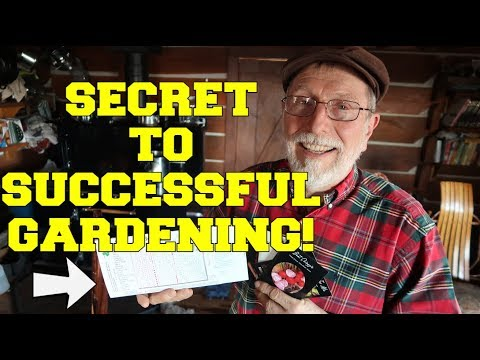 MASTER GARDENER SHARES SECRET TO GARDENING!! GARDEN PLANNING~ SUCCESSFUL GARDEN