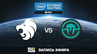 North vs Immortals - IEM Katowice - quarterfinal - map3 - de_cobblestone [CristalMay, yxo]