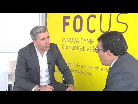 Entrevista a Rafael Escamilla #FocusInnovaPyme