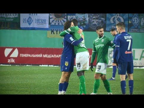 FK Karpaty Lviv 0-4 FK Dynamo Kyiv