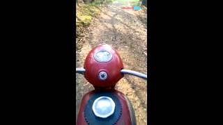 VIDEO DNE: Veselý motorkář, je dobrý motorkář!