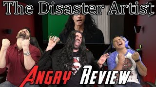 Video The Disaster Artist Angry Movie Review MP3, 3GP, MP4, WEBM, AVI, FLV Oktober 2018