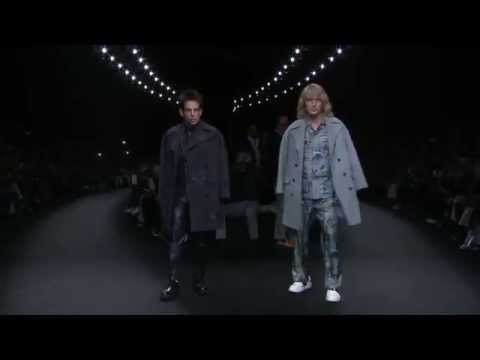 Zoolander 2: Ben Stiller & Owen Wilson Show Up to the Valentino Fashion Show