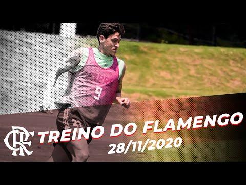 TREINO DO FLAMENGO - Confira o treino do Mengão deste sábado (28)   | FlaTV