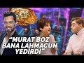 Murat Boz Bana Lahmacun Yedirdi !! | Kiralık Aşk şarkısı nasıl doğdu? | Giybet mi? #13