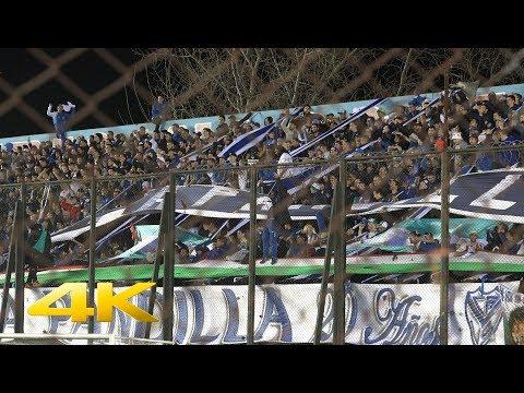 HINCHADA 4K   Aldosivi 0 Vs Velez 1   Copa Argentina 2017   16avos - La Pandilla de Liniers - Vélez Sarsfield