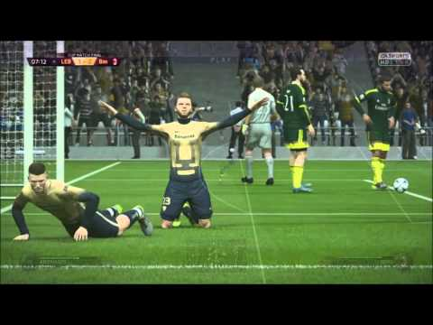 FIFA 16 - PRO CLUB - Lebanon FC - GOALS (PS4) #3