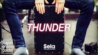 Cajon Lesson: Thunder