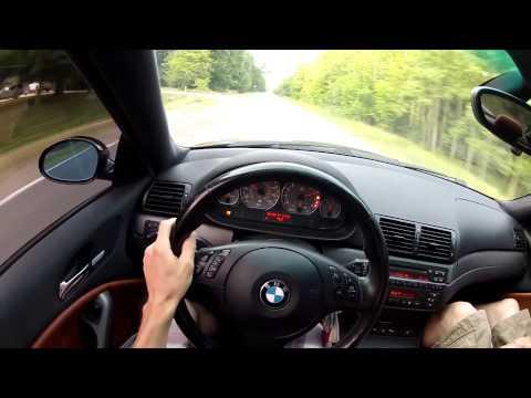 2003 E46 BMW M3 - POV Driving Experience