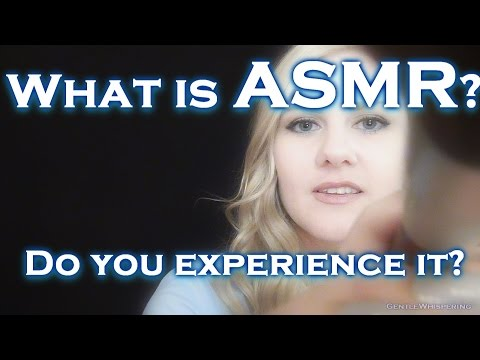 What is ASMR? Channel trailer