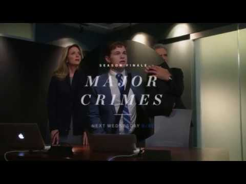 Major Crimes 5.21 (Preview)