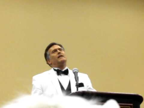 Bruce Campbell Talks