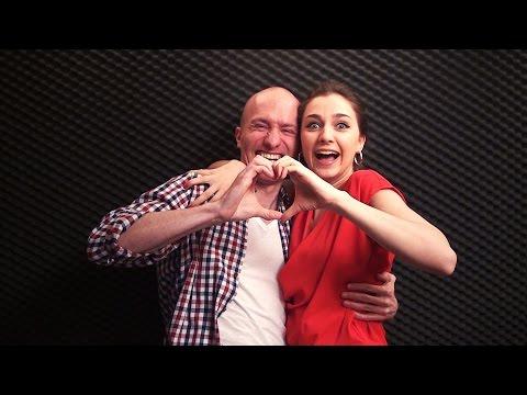 Sylwia Banasik i Adrian Wiśniewski - Miłość stanęła w drzwiach (Kraina Lodu)