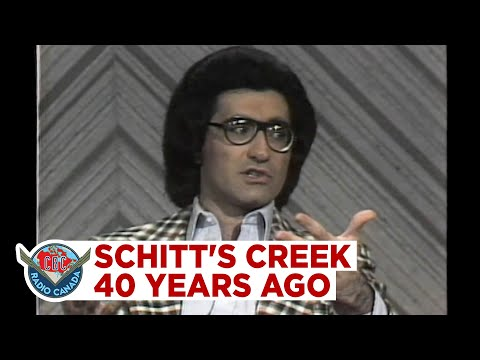Schitt's Creek stars 40 years ago: Eugene Levy and Catherine O'Hara in 1979