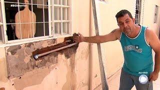 Morador de Marília compra imóvel e pouco tempo depois descobre vários problemas
