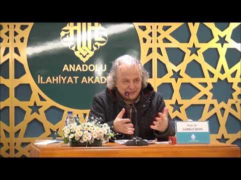 Prof. Dr. Gürbüz DENİZ - Düşünür; İbn Tufeyl