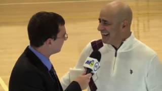 Postgame Interview - Coach Abraham after Point Park