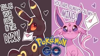 Especulação Novos Eventos Pokémon GO Umbreon, Espeon & Mewtwo by Pokémon GO Gameplay