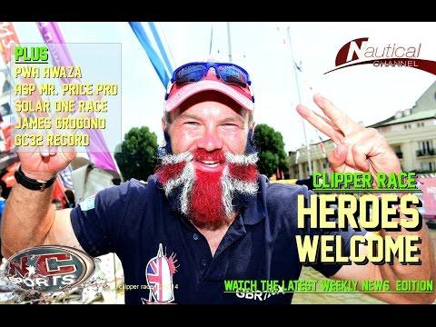 Clipper Heroes in  London, Mr.Price Pro, PWA Awaza, Solar1 Race & lots more!