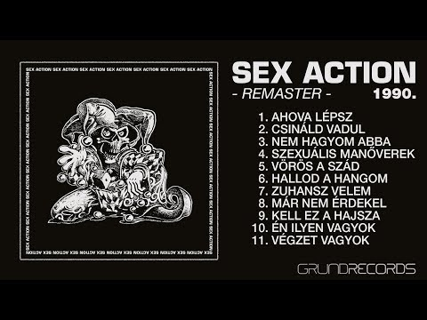 Sex Action: I. - REMASTER (Full album) - 1992/2018.