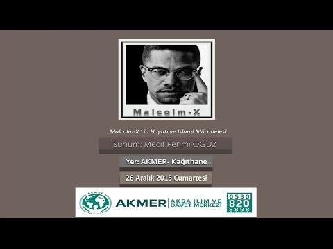 İz Bırakanlar - Malcolm X