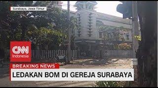 Video Ledakan Bom di Depan Gereja Santa Maria Surabaya MP3, 3GP, MP4, WEBM, AVI, FLV Mei 2018