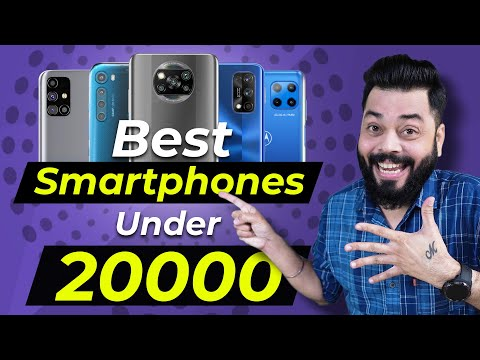 Top 5 Best Smartphones Under ₹20000 Budget ⚡⚡⚡ December 2020
