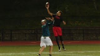 GameDay Challenge: Passing League football with NFA, New London and Fitch