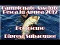 Assoluto Pesca in Apnea 2012 Portoscuso_Riprese Subacquee