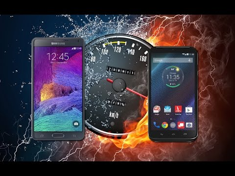 Video Samsung Galaxy Note 4 VS Droid TURBO (rendimiento) download in MP3, 3GP, MP4, WEBM, AVI, FLV January 2017