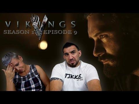 Vikings Season 1 Episode 9 'All Change' Finale REACTION!!