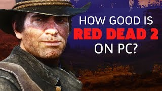 What Red Dead Redemption 2 On PC Is Like To Play by GameSpot