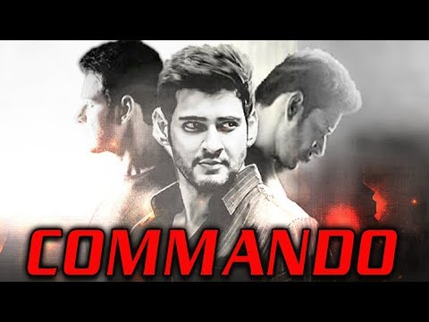 Commando (2019) MAHESH BABU NEW RELEASED Movie | South Movies Hindi Dub