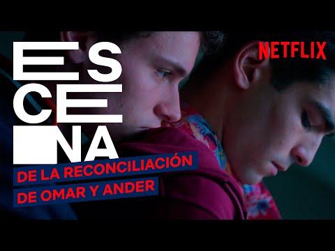 Frases sabias - La reconciliación de Omar y Ander  Élite  Netflix