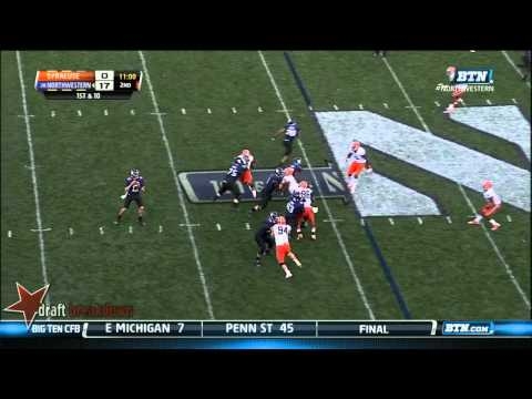 Tony Jones vs Syracuse video.