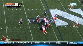 Tony Jones vs Syracuse (2013)