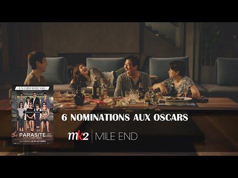 PARASITE   6 Nominations aux Oscars