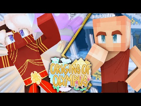 THE KING OF CHAOS ● Origins of Olympus Season 2 ● EP 1 (Percy Jackson Minecraft Roleplay)