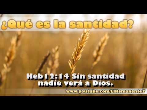 La santidad [Predicación Cristiana]