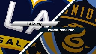 Two teams who really need points, the Philadelphia Union travel west to face the LA Galaxy. Subscribe to our channel for more soccer content: ...