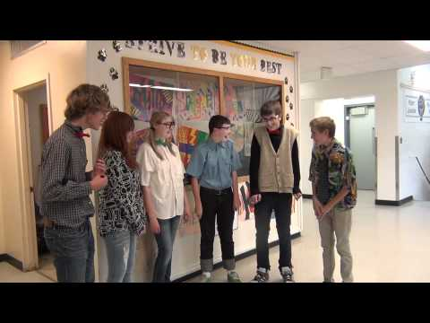 religious people are nerds - A video that was part of our schools play! Enjoy! Find us on facebook! http://www.facebook.com/pages/BigRedBootsFilms/170654023000860 But we're not on twitte...