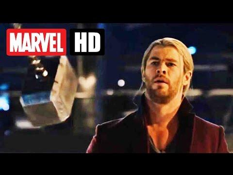 AVENGERS: AGE OF ULTRON - Hammer - Marvel HD