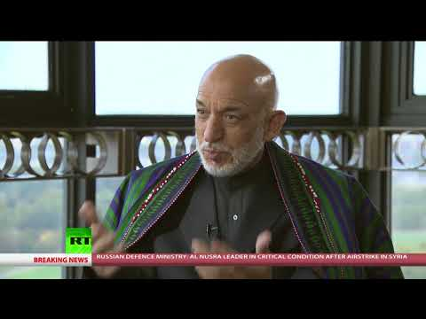 Hamid Karzai Special: Former President of Afghanistan on the legacy of US intervention
