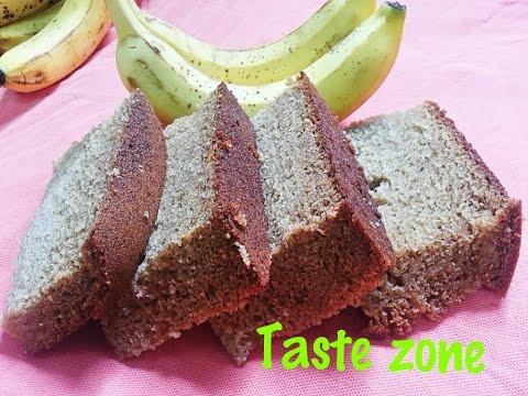 Εύκολο και γρήγορο κέικ μπανάνας